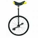 Qu Ax Bad Black Witch Racing Unicycle