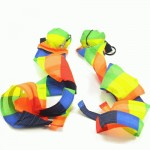 Bulk 5 * Practice Poi - fabric poi with removable tail