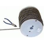 20m Stainless Steel ballchain #15 for fire poi