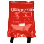 Fire blanket 1.2x1.8m safety blanket