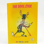 Mr Babache devilstick booklet