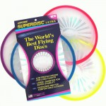 Single Aerobie Superdisc - Ultra performance frisbee