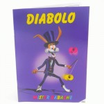 Mr Babache diabolo booklet - learn juggling