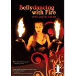 DVD - Belly Dance with fire flame dancing