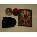 Contact Juggling Pack - acrylic, practice, dvd, pouch