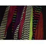 Lot of 12 x Spandex Sock Poi - Practice Fire Twirling
