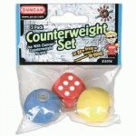 Duncan Counterweights - Set of 3