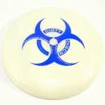 Dirty Disc Frisbee - Lumo - 175g