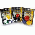 3 x Juggle Dream Thuds & DVD in a gift pack