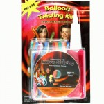 Balloon twisting kit