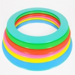 Play Junior Juggling Ring - Aqua
