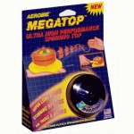 Aerobie MegaTop Ultra high performance spinning top